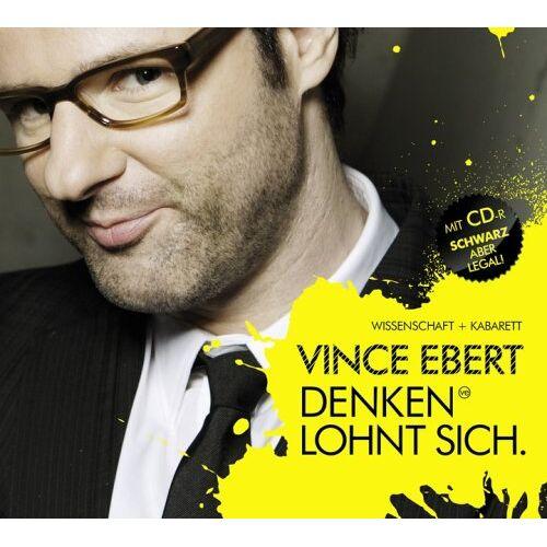 Vince Ebert - Denken lohnt sich. - Preis vom 08.05.2021 04:52:27 h