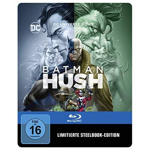 - Batman: Hush Steelbook [2D] [Blu-ray] - Preis vom 31.03.2020 04:56:10 h