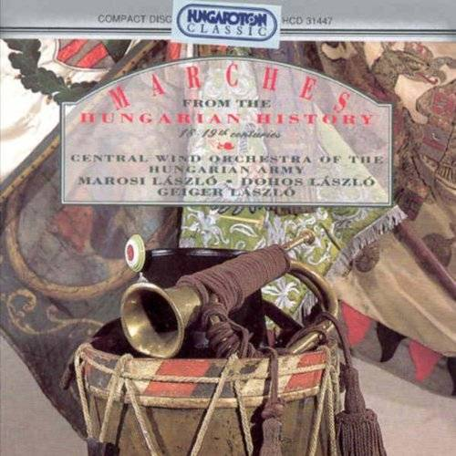 Blasorchester der Ungarischen Armee - Ungarische Märsche - Preis vom 20.10.2020 04:55:35 h