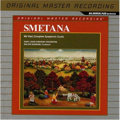 B. Smetana - Smetana-Ma Vlast - Preis vom 19.01.2021 06:03:31 h