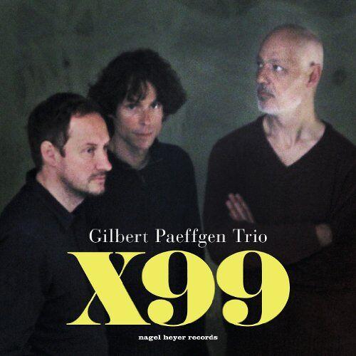 Gilbert Paeffgen Trio - X99 - Preis vom 07.03.2021 06:00:26 h