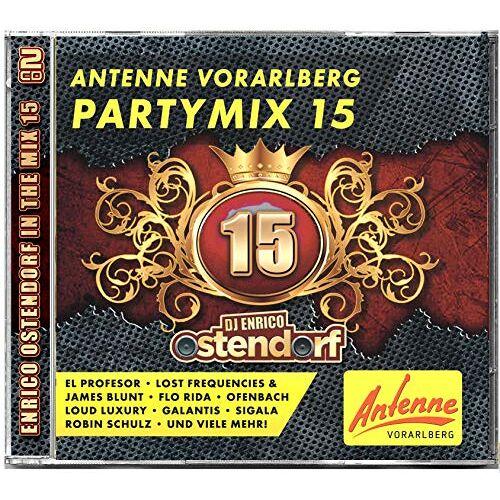 Enrico Ostendorf - ANTENNE VORARLBERG Partymix Vol. 15 - Mixed by Enrico Ostendorf - Preis vom 16.01.2021 06:04:45 h