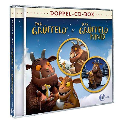 der Grüffelo - Der Grüffelo + Das Grüffelokind - Doppel-Box - Preis vom 21.04.2021 04:48:01 h