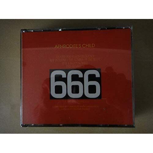 Aphrodite'S Child - 666 - Preis vom 24.10.2020 04:52:40 h