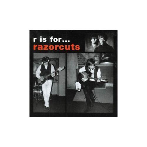 Razorcuts - R Is for Razorcuts - Preis vom 05.09.2020 04:49:05 h