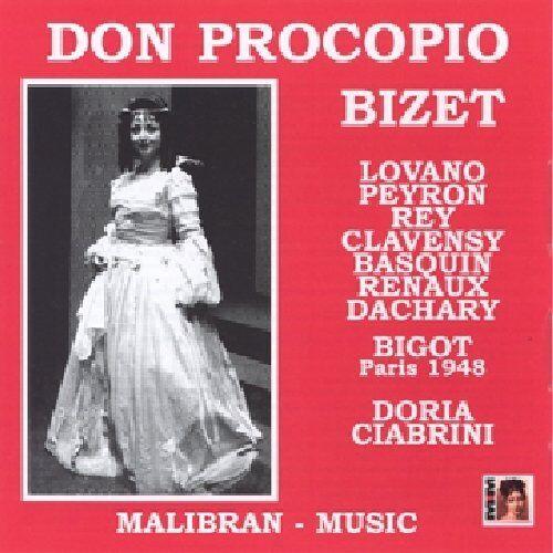 Lovano - Bizet: Don Procopio - Preis vom 06.09.2020 04:54:28 h