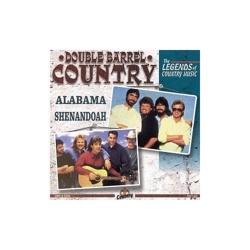 Alabama/Shenandoah - Double Barrel Country:Alabama/Shenand - Preis vom 18.04.2021 04:52:10 h