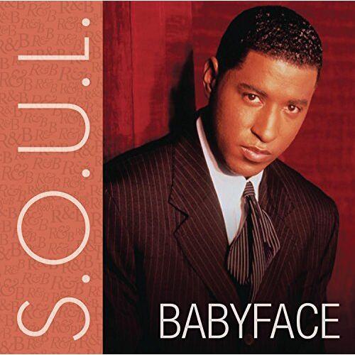 Babyface - S.O.U.l. - Preis vom 15.04.2021 04:51:42 h