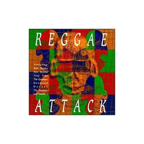 Va-Reggae Attack - Reggae Attack - Preis vom 27.02.2021 06:04:24 h