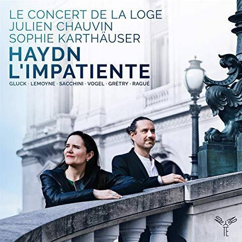 Sophie Karthaeuser - L'Impatiente - Preis vom 26.01.2020 05:58:29 h