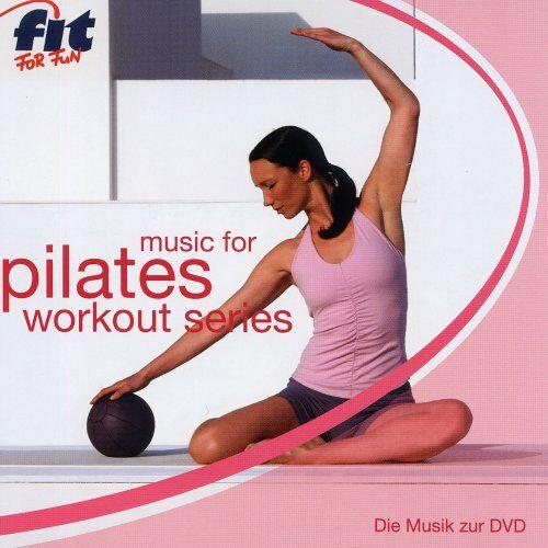Various - Music for Pilates Workout Seri - Preis vom 08.07.2019 04:43:32 h