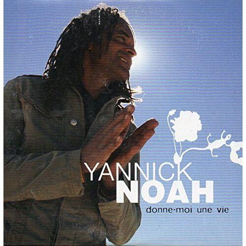 Yannick NOA - Donne-moi une vie - CD Single PROMO 1 Titre Card Sleeve- Yannick NOA - Preis vom 04.04.2020 04:53:55 h