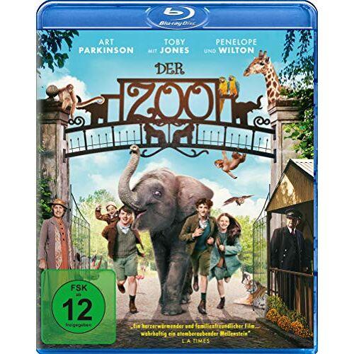 Colin McIvor - Der Zoo [Blu-ray] - Preis vom 21.01.2021 06:07:38 h