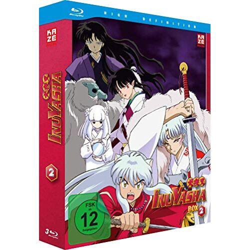 - InuYasha - TV Serie - Vol.2 - [Blu-ray] - Preis vom 17.01.2021 06:05:38 h