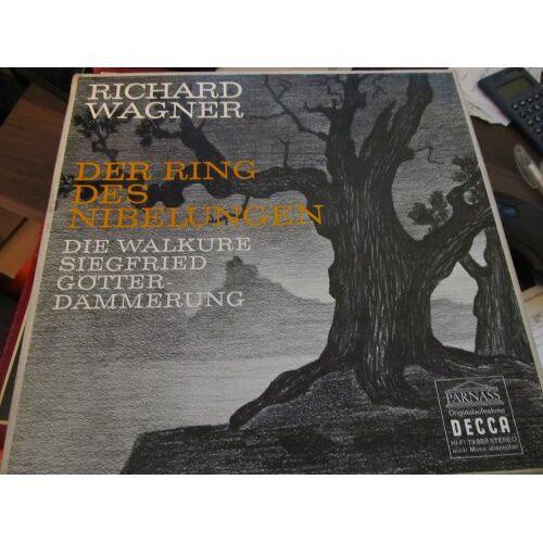 - Der Ring des Nibelungen [Vinyl LP] - Preis vom 05.05.2021 04:54:13 h