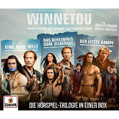 Winnetou - 3er Box/Winnetou-Der Mythos lebt - Preis vom 13.05.2021 04:51:36 h