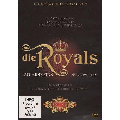 Gm - Die Royals - Königliche Hochzeiten - Kate & Prinz William - Preis vom 14.11.2019 06:03:46 h