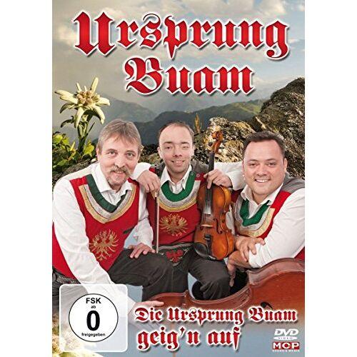 - Ursprung Buam - Die Ursprung Buam geig'n auf - Preis vom 05.09.2020 04:49:05 h