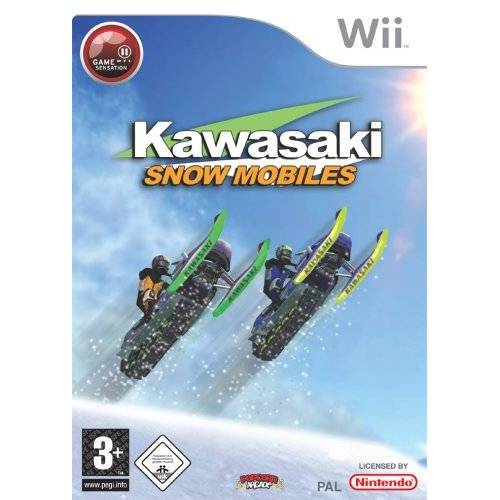 TGC - Kawasaki: Snow Mobiles - Preis vom 17.01.2020 05:59:15 h