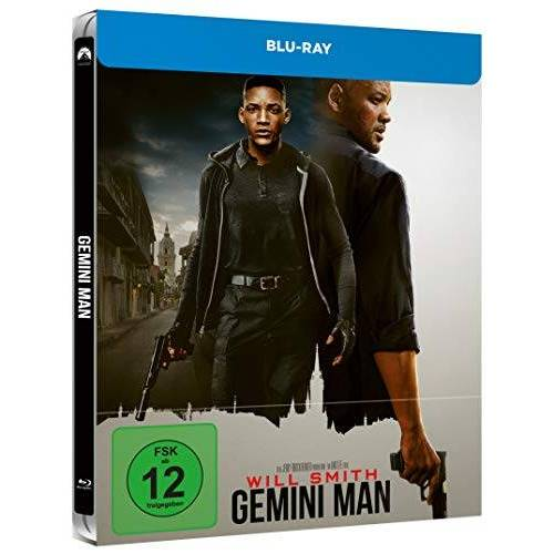 Ang Lee - Gemini Man - Blu-ray - Steelbook - Preis vom 31.03.2020 04:56:10 h