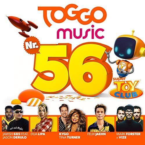 Various - Toggo Music 56 - Preis vom 15.04.2021 04:51:42 h