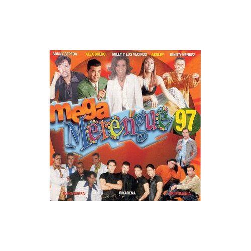 Va-merengue - Mega Merengue '97 - Preis vom 08.03.2021 05:59:36 h