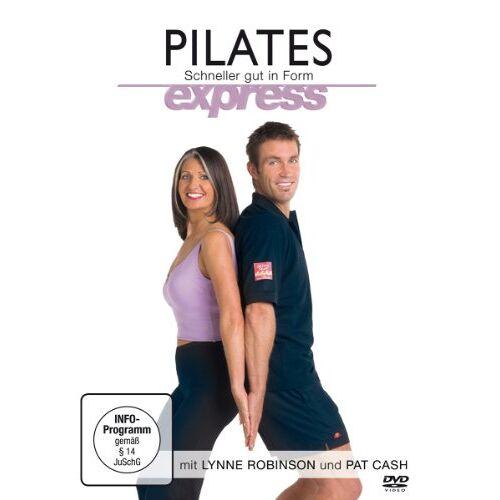 Lynne Robinson - Pilates - Express: Schneller gut in Form - Preis vom 15.10.2019 05:09:39 h
