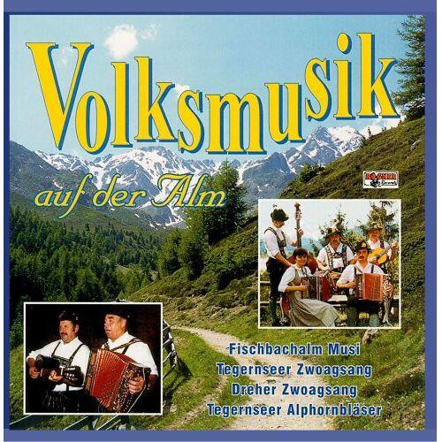 Various - Volksmusik auf der Alm - Preis vom 16.04.2021 04:54:32 h