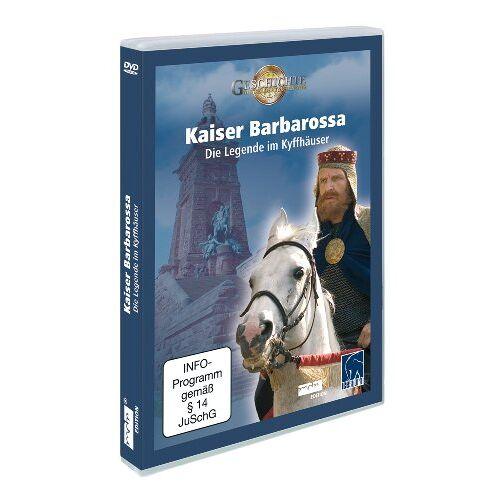 Dirk Otto - Kaiser Barbarossa - Die Legende im Kyffhäuser - Preis vom 05.03.2021 05:56:49 h