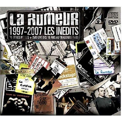 La Rumeur - 1997-2007 : Les Inédits - Preis vom 24.02.2021 06:00:20 h