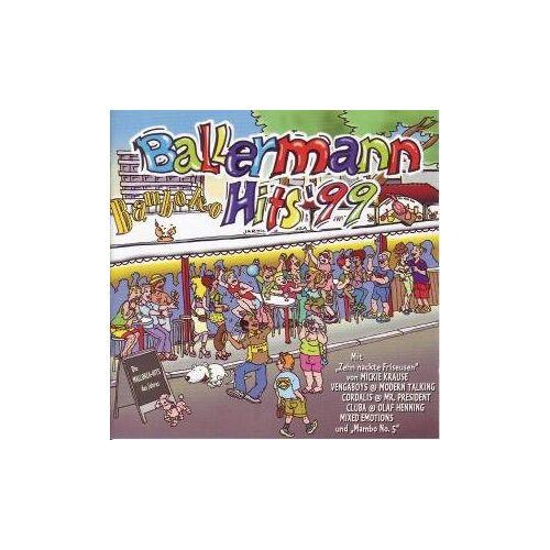 Various - Ballermann Hits '99 - Preis vom 07.09.2020 04:53:03 h