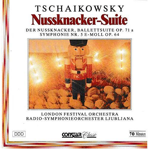 Tschaikowsky - Nussknacker Suite - Preis vom 25.02.2021 06:08:03 h