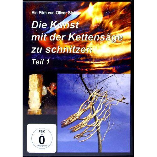 Oliver Steiner - Die Kunst mit der Kettensäge zu schnitzenTeil1 - Preis vom 07.05.2021 04:52:30 h