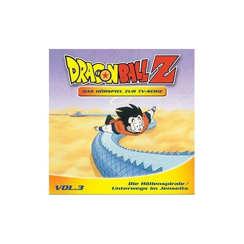 Dragonball Z - Dragon Ball Z - Folge 3: Die Höllenspirale - Preis vom 05.09.2020 04:49:05 h