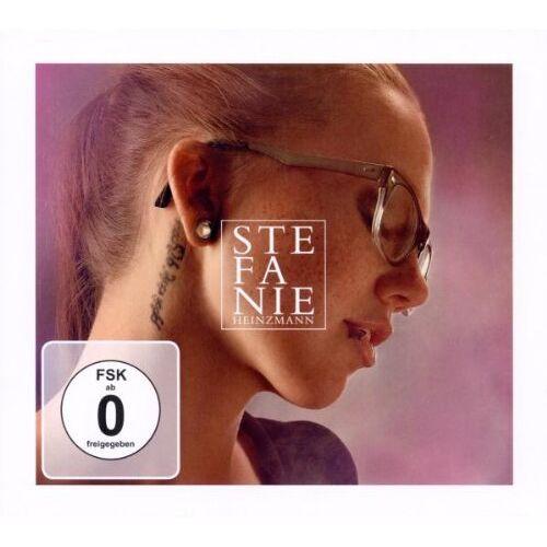 Stefanie Heinzmann - Stefanie Heinzmann (Deluxe Edition) - Preis vom 13.04.2021 04:49:48 h