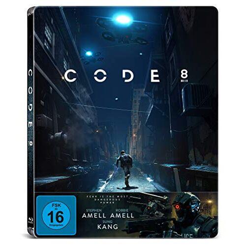 Jeff Chan - Code 8 (Steelbook) [Blu-ray] - Preis vom 31.03.2020 04:56:10 h