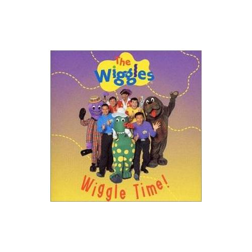 The Wiggles - Wiggle Time! - Preis vom 18.04.2021 04:52:10 h
