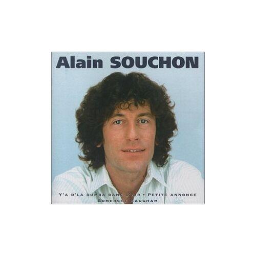 Alain Souchon - Alain Souchon [Y'a D'la Rumba - Preis vom 11.05.2021 04:49:30 h