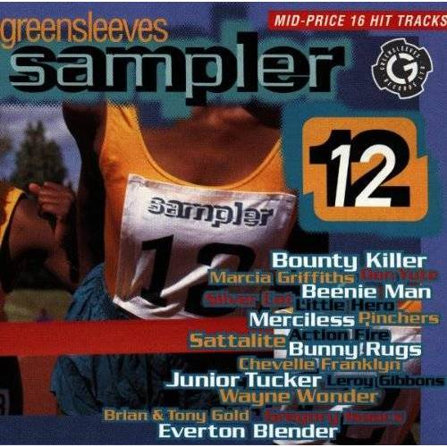 Greensleeves Sampler - Greensleeves Sampler Vol. 12 - Preis vom 17.10.2020 04:55:46 h