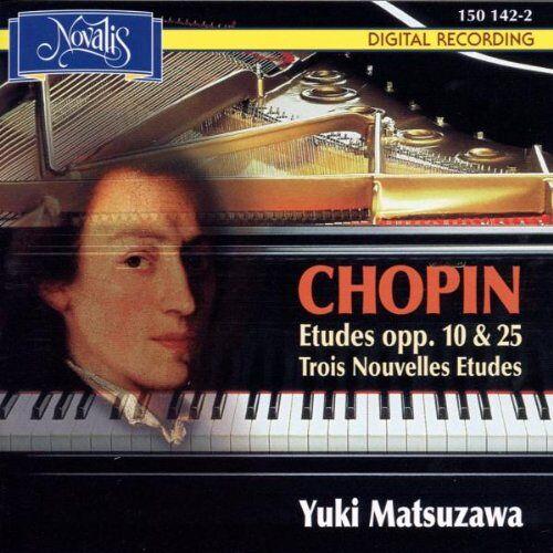 Yuki Matsuzawa - Etudes Op. 10 und Op. 25 u.a. - Preis vom 20.10.2020 04:55:35 h