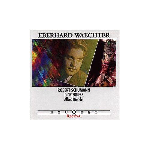 Eberhard Wächter - Dichterliebe/4 Lieder - Preis vom 18.04.2021 04:52:10 h