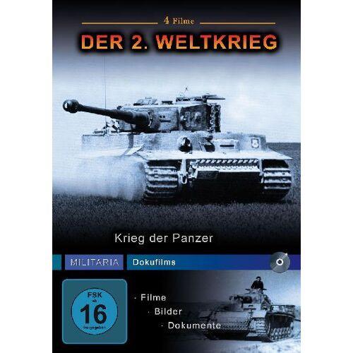 Kriegsfilm - Militaria Dokufilms - 2. Weltkrieg - Krieg der Panzer - Preis vom 26.01.2020 05:58:29 h