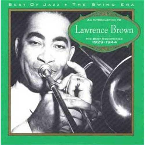 Lawrence Brown - Lawrence Brown         1929-44 - Preis vom 06.09.2020 04:54:28 h