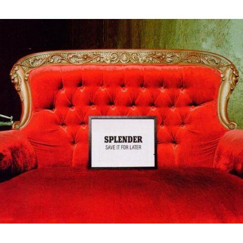 Splender - Save It for Later - Preis vom 25.01.2021 05:57:21 h