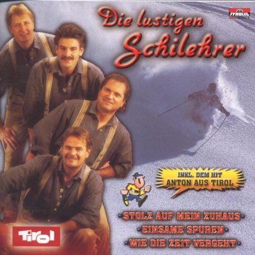 Schilehrer, die Lustigen - Die Lustigen Schilehrer - Preis vom 18.06.2019 04:46:30 h