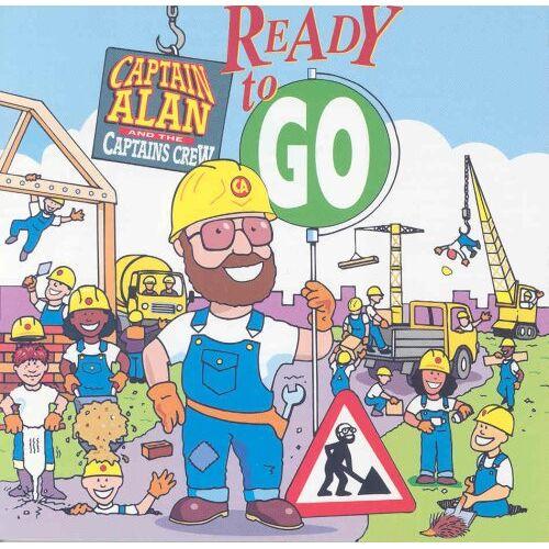Captain Alan and the Captain's Crew - Ready to Go - Preis vom 22.09.2020 04:46:18 h