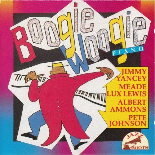 Various - Boogie Woogie Piano - Preis vom 24.02.2021 06:00:20 h