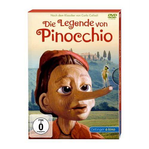 Steve Barron - Die Legende von Pinocchio (nur für den Buchhandel) - Preis vom 24.01.2020 06:02:04 h