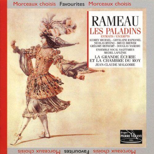 Rameau - Les Paladins - Preis vom 13.05.2021 04:51:36 h