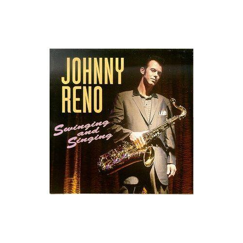 Johnny Reno - Swinging & Singing - Preis vom 16.04.2021 04:54:32 h